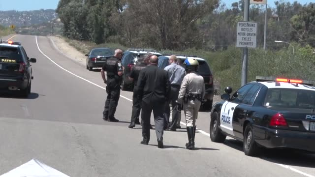 10pm Escondido Police and Fire personnel discovered the body of Elizabeth Perez after responding to a report of an unresponsive female in a vehicle...