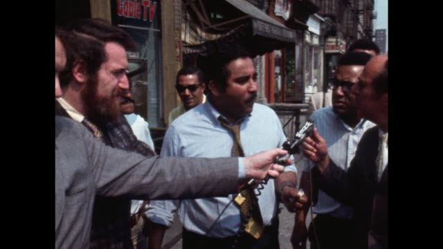 on june 23, 1970 in new york city. - 連邦議会議員点の映像素材/bロール