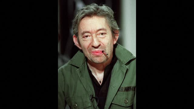 FRA: 30 years on, France set to remember death of Gainsbourg