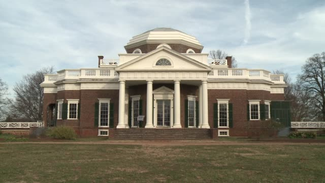 On Monday Barack Obama will take his French counterpart François Hollande on a tour of Monticello the historic residence of Thomas Jefferson CLEAN...