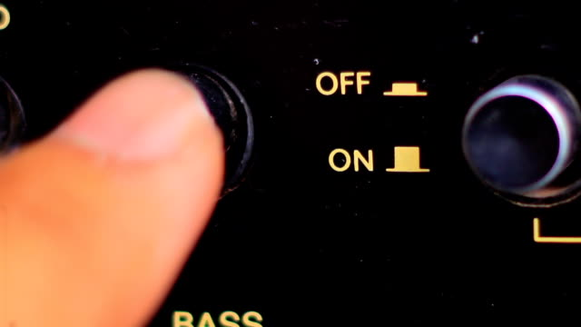 Auf der Knopf