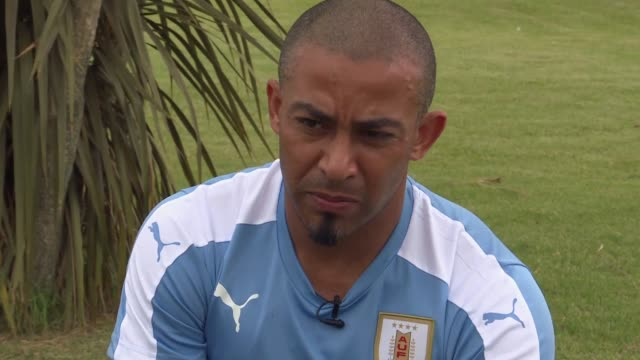 On the eve of the South American qualifier for the 2018 FIFA World Cup between Brazil and Uruguay the 35 year old Uruguayan footballer Egidio Arevalo...