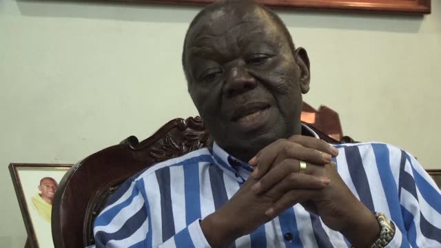 On the eve of the swearingin of Zimbabwe's new leader opposition leader Morgan Tsvangirai cautions incoming president Emmerson Mnangagwa not to...