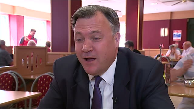 on thursday the people of newark will vote in the byelection prompted by the resignation of the conservative mp patrick mercer all the main parties... - british liberal democratic party stock videos and b-roll footage
