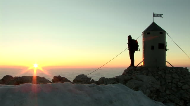 hd: on top of the world - triglav national park stock videos and b-roll footage