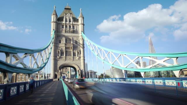 On Tower Bridge, London
