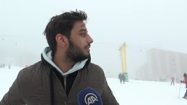 once a capital of the late ottoman empire turkey's northwestern bursa province looks forward to hosting visitors during winter break with its leading... - uludag stock videos and b-roll footage