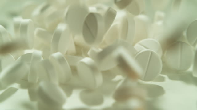 one big spill of pills - pill stock videos & royalty-free footage