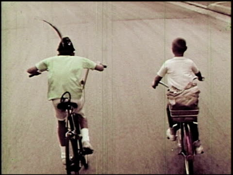 one got fat: bicycle safety - 12 of 14 - see other clips from this shoot 2238 stock videos & royalty-free footage