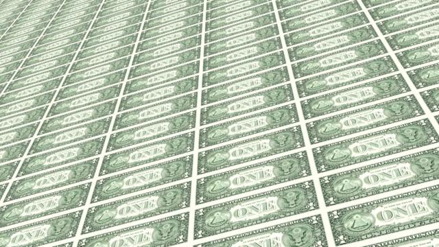 vidéos et rushes de billet de cent dollars - symbole monétaire