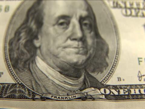 ECU, R/F, One hundred dollar bill
