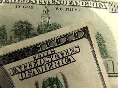 ECU, ZI, One hundred dollar bill