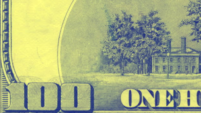 one hundred dollar bills - printout stock videos & royalty-free footage