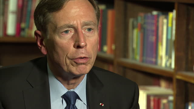 one of the united states` most successful generals, says he believes syria may never be able to function as a single entity again. david petraeus,-... - international security assistance force stock videos & royalty-free footage