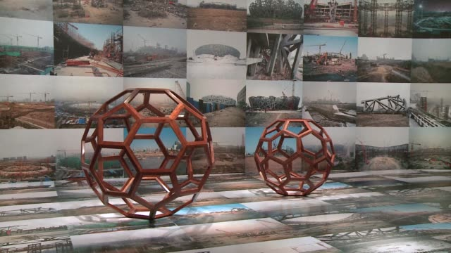 One of the Washingtons biggest art museums lifted the wraps Tuesday on the first North American survey of the work of Ai Weiwei with the Chinese...