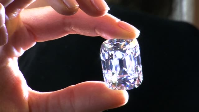 One of the worlds most historic diamonds the Archduke Joseph is up for sale in Geneva with an expected price tag well in excess of $15 million...