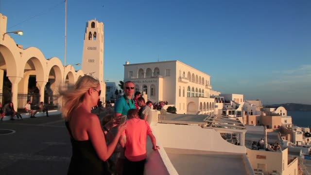 One of the world's top tourism spots this Greek island is a famous for its white villages perching above the cliffs its sunsets and its fancy...