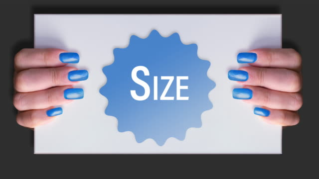 one size fits none - oversized stock videos & royalty-free footage