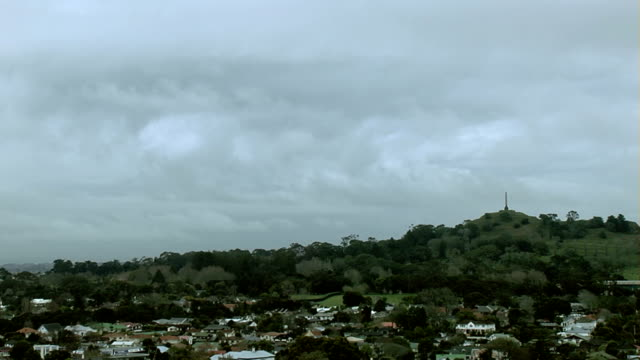 one tree hill - auckland #2 - one tree hill stock videos and b-roll footage