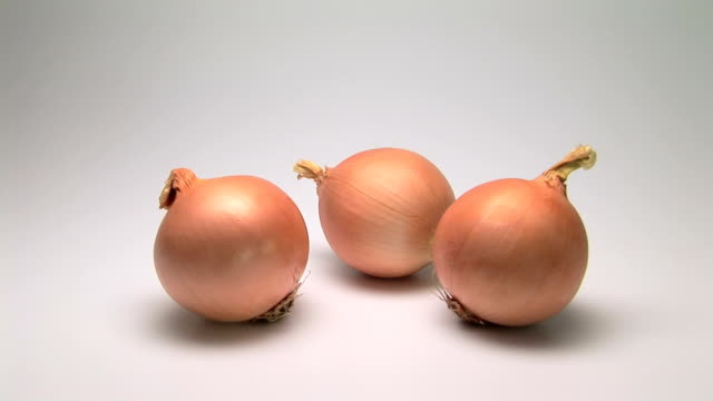 onions - small group of objects stock videos & royalty-free footage