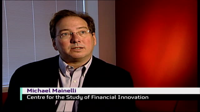 USA online gambling ban INT Michael Mainelli interview SOT have to ask whether this is fair behavior
