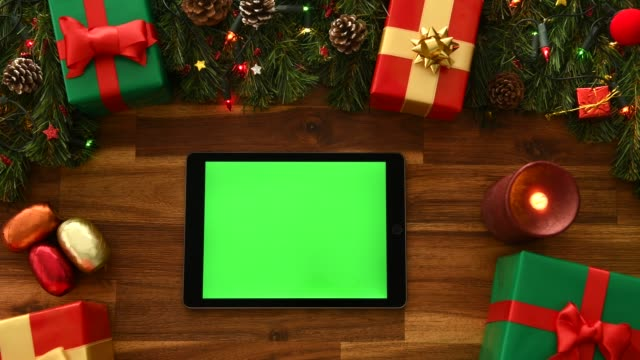online shopping for christmas - christmas gift stock videos & royalty-free footage