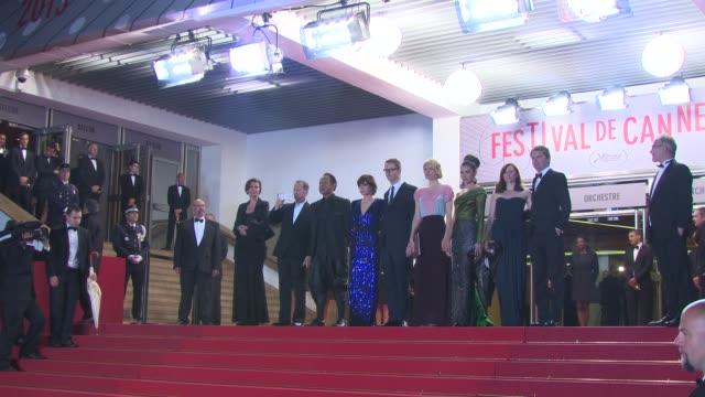 CLEAN 'Only God Forgives' Red Carpet Cannes France 5/22/2013