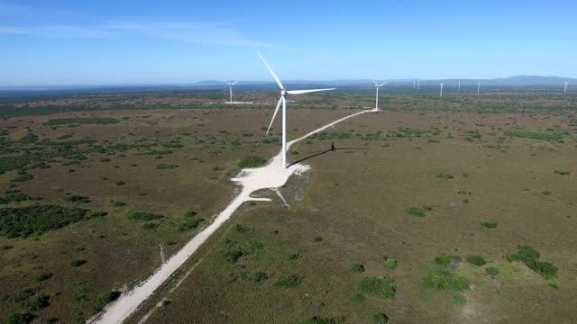 Onshore Horizontal Axis Wind Turbine South Africa