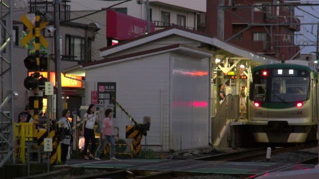 Ontakesan train station