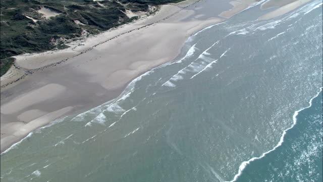 Opal Coast  - Aerial View - Nord-Pas-de-Calais, Pas-de-Calais, Arrondissement de Montreuil, France