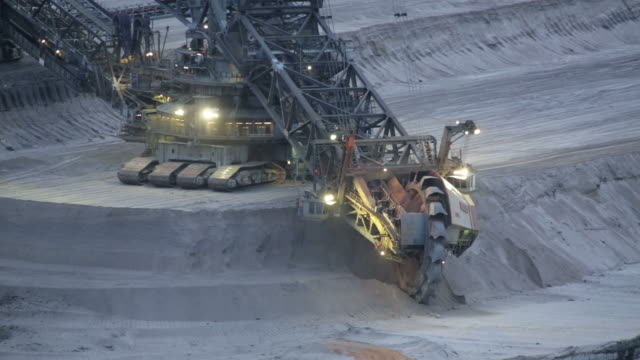 open cast mining - surface mine stock videos and b-roll footage
