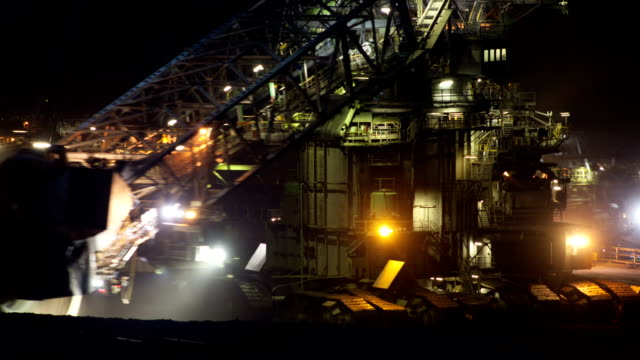 TIME LAPSE: Open Cast Mining