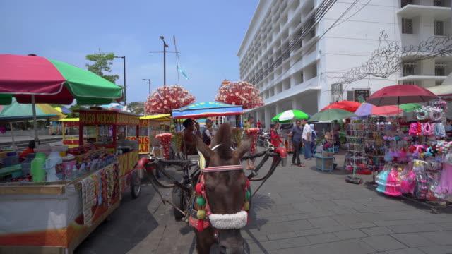 open market in jakarta, indonesia - market retail space stock videos & royalty-free footage