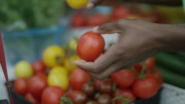 open market - tomatoes for sale - plum stock videos & royalty-free footage