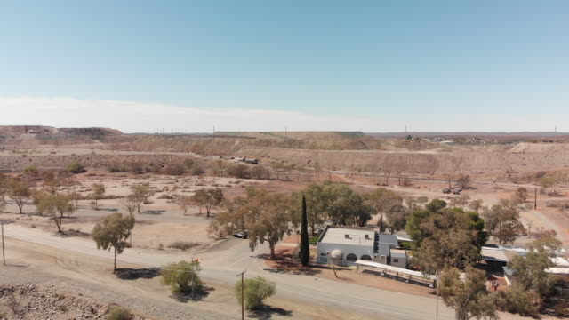 Open Pit Mine in Outback Australia