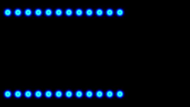 vídeos y material grabado en eventos de stock de señal de abierto - parpadear