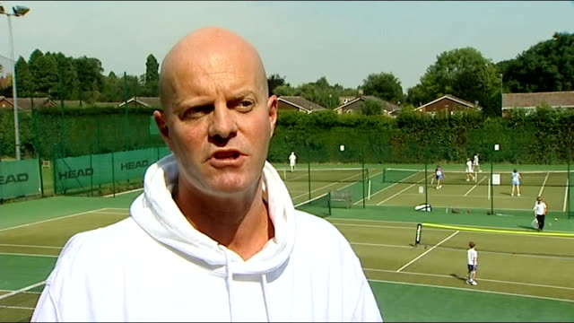 Surprise win for British player Interviews with Andrew Castle and Scott Key Midlands Scott Key interview SOT On surprise victory of Daniel Evans over...