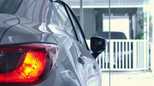 open the car - car door stock videos & royalty-free footage