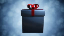 Opening a Present Transition