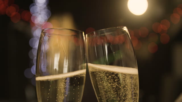 opening and pouring champagne - celebratory toast stock videos & royalty-free footage