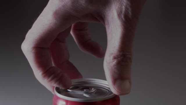 opening cola can - carbonated stock videos & royalty-free footage