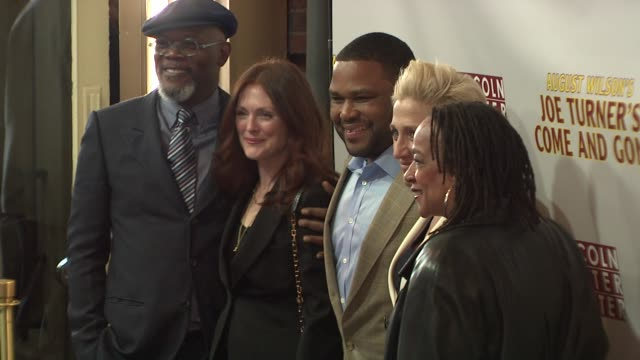 Opening Night of August Wilson's 'Joe Turner's Come and Gone' New York NY 4/16/09