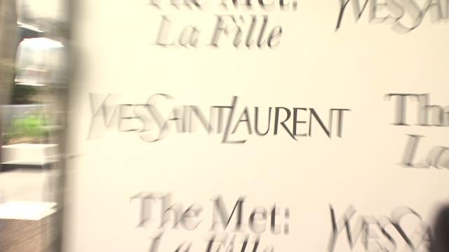 Opening Night of 'La Fille Du Regiment' at The Metropolitan Opera at New York NY