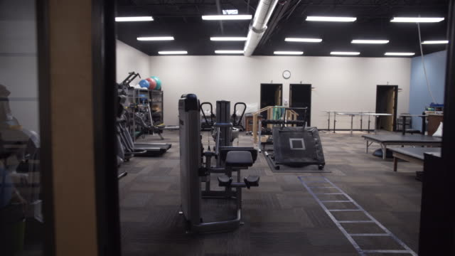 Opening Physical Therapy Gym 2