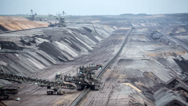 open-pit mine - surface mine stock videos and b-roll footage