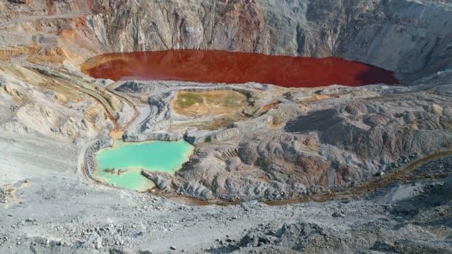 Open-pit mine