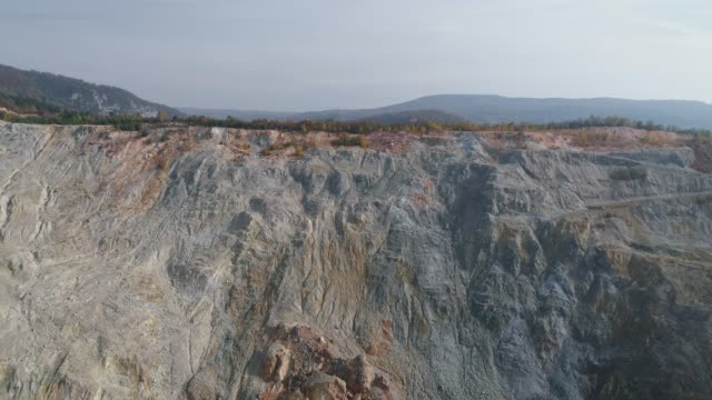 open-pit mine - gold mine stock videos and b-roll footage