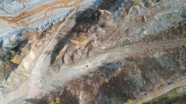 open-pit mine - coal mine stock videos and b-roll footage