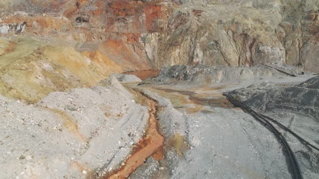 open-pit mine - coal mine stock videos & royalty-free footage
