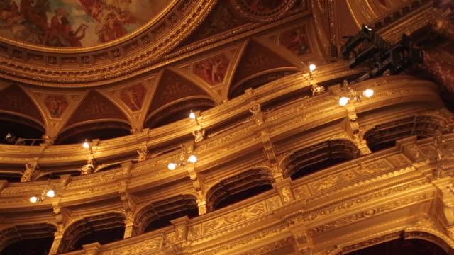 Opera Interior, Budapest, Hungary, Europe